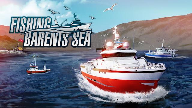 تحميل لعبة الصيد Fishing Barents Sea للكمبيوتر برابط مباشر ميديا فاير مضفوطة مجانا