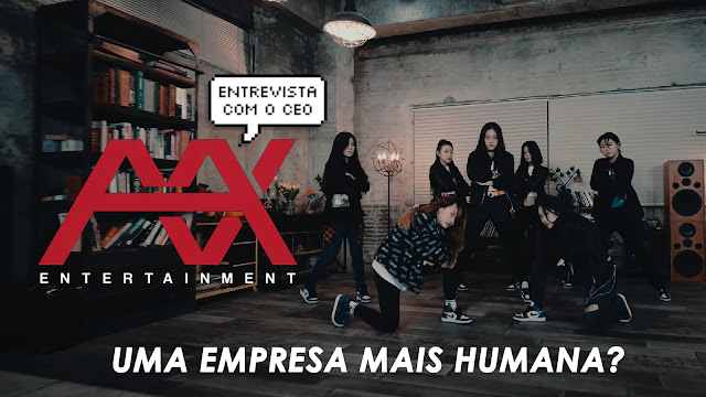 ENTREVISTA: Conheça a AMX Entertainment e suas propostas como uma agência humana de k-pop