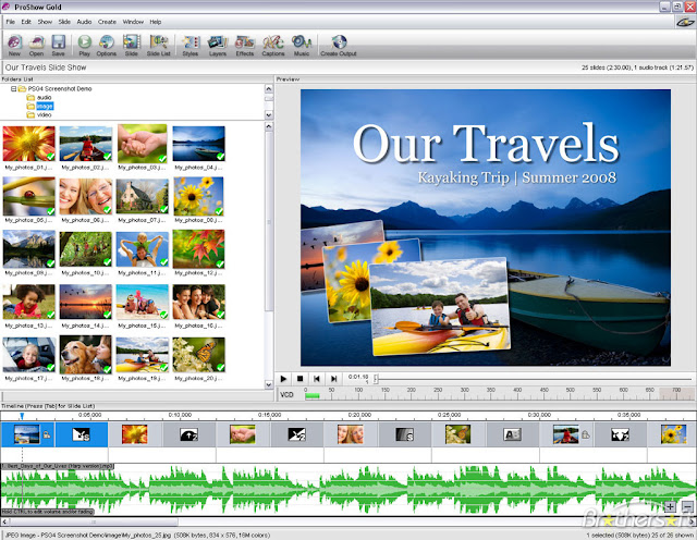 ProShow Gold 4.5 Free Download with Key Full Version1, ComputerMastia