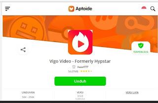 HYPSTAR (Vigo Video): MESIN PENCARI UANG BARU DARI DUNIA MAYA