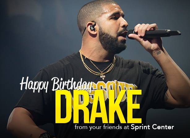 Drake's Birthday Wishes