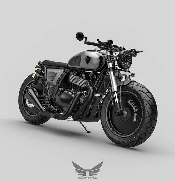 Neev Motorcycles Sultan