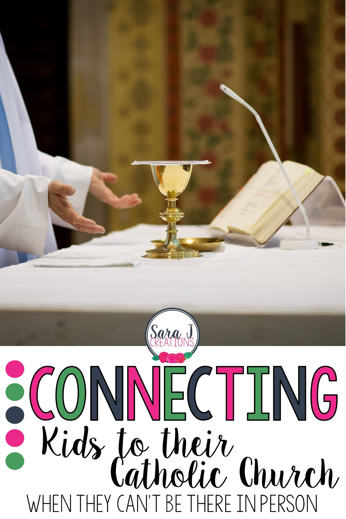 Help your students stay connected to their Catholic Church even when churches are closed during the pandemic with these ideas. Perfect for distance learning, remote classes, or students learning in a homeschool environment but could also be used when we are back to in person learning.