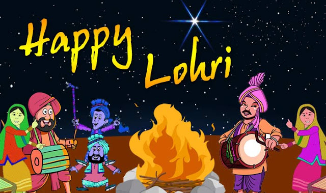 happy lohri wallpaper hd 2017