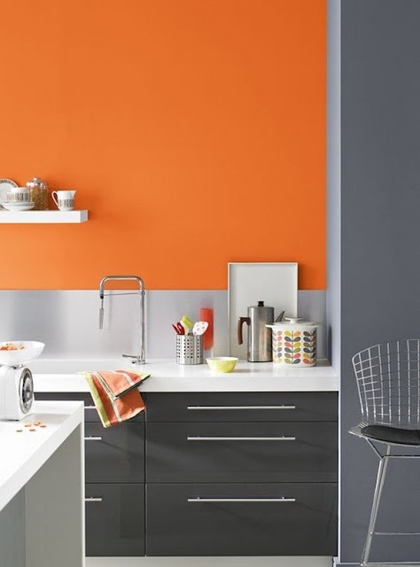 Colorful Kitchens 2