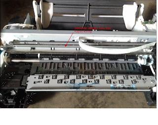 mecanic printer canon ip2770