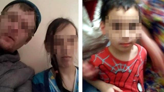 Мать с сожителем избили до смерти мальчика за то, что он не смог прочитать текст внятно!