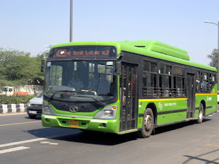 This information has come from the Delhi Transport Ministry and will tell you when the DTC bus is going to arrive.