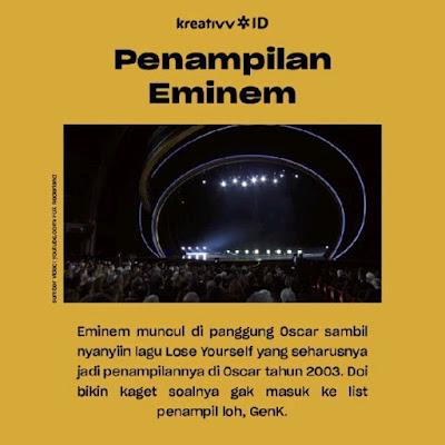 Penampilan Eminem