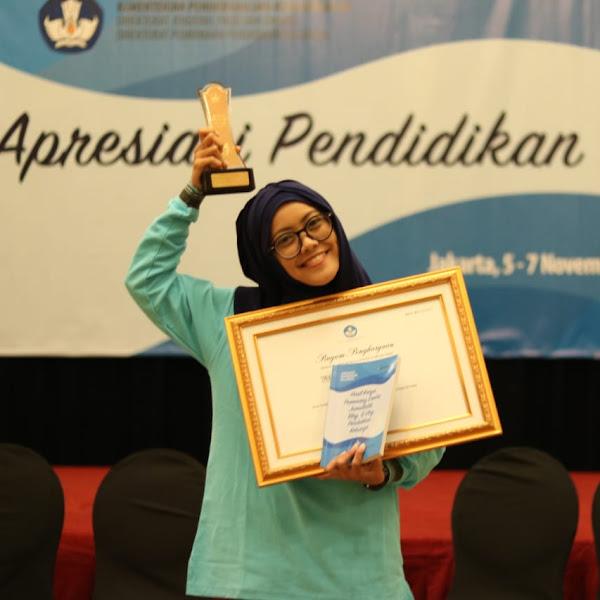 Kemenangan Kompetisi Blog Membawaku Diundang Menteri Pendidikan
