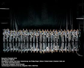 Wagner: Der fliegende Holländer - - Bayreuth Festival (Photo Enrico Nawrath)