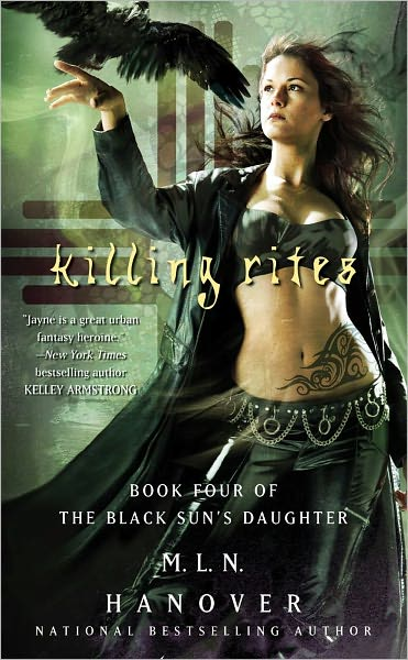 Release Day Review - Killing Rites by M.L.N. Hanover - 4 Qwills