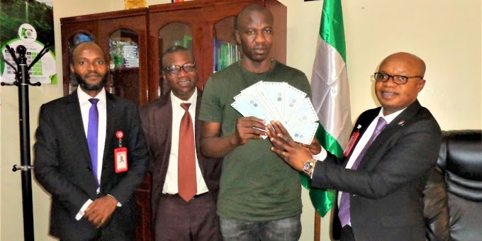 EFCC returns recovered N67.5m to fraud victim
