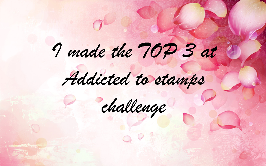 Addicted to stamps challenge