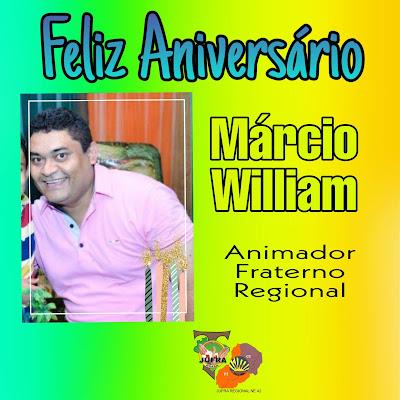 ANIVERSÁRIO DO MÁRCIO!!!