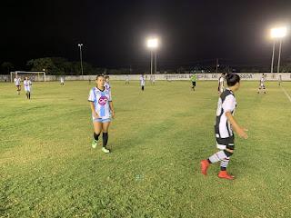 Goleadas separam o pelotão de cima do de baixo no Campeonato Paraibano de Futebol Feminino