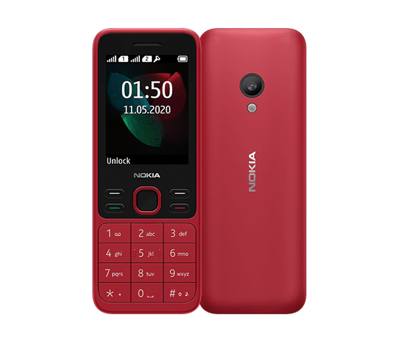 Nokia 150 in red