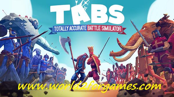 تحميل لعبة Totally Accurate Battle Simulator للكمبيوتر