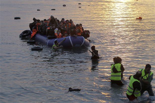 Οι μεταναστευτικές εισροές στην Ελλάδα την τελευταία δεκαετία