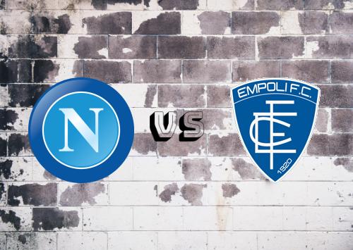Napoli vs Empoli  Resumen y Partido Completo
