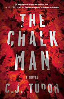 "September 2019's Book of the Month is ""The Chalk Man"""