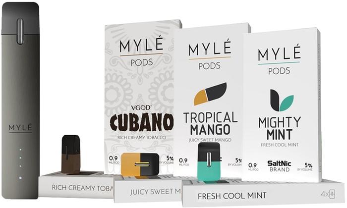 Myle Vape Pods | Vape Shops Orlando | Vape Near Me | Camisteam