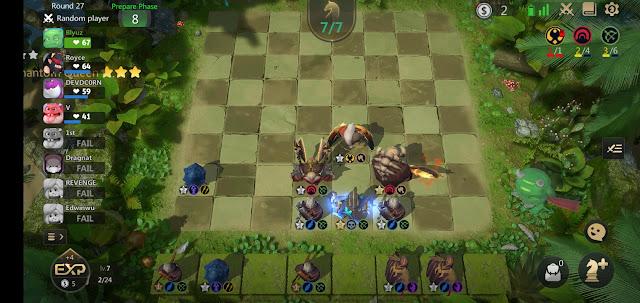 Tips dan Trik Auto Chess Untuk Pemula Lengkap