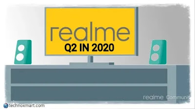 Q2 2020 In India: Realme Smart TVs To Launch, Realme Fitness Band Specs Unveiled