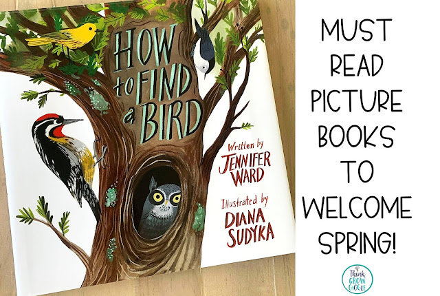 birds picture books for kids