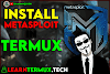 How To Install Metasploit In Android using Termux (without Root) - 2021