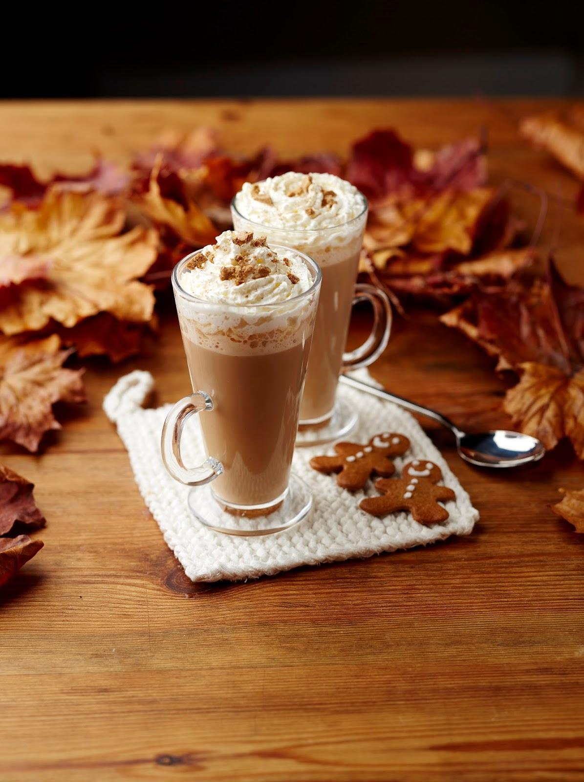 Gingerbread Latte Dairy