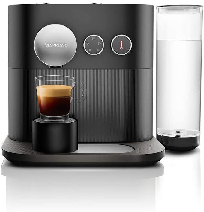 Máquina de Café Nespresso Expert 110V - Preto