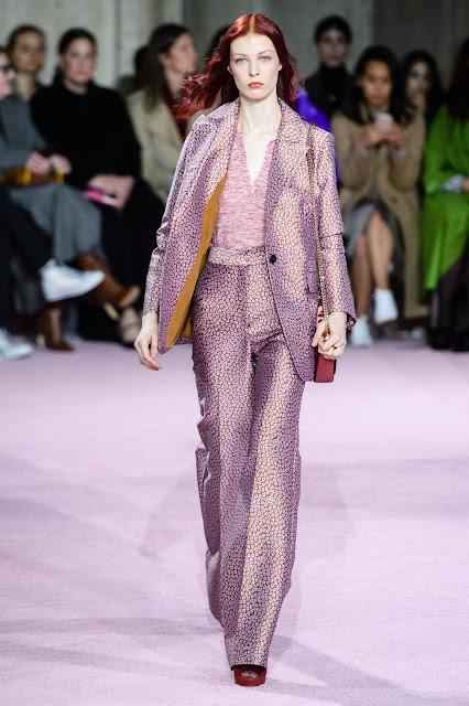 Brocade suit