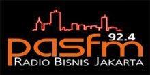 Radio Pas FM 92.4 Jakarta informasi bisnis