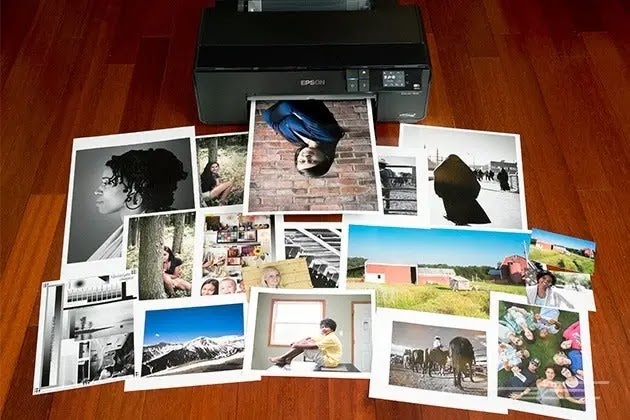 Why should you use a photo printer - laser or Inkjet