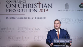 PM Orban at the opening of the Conference