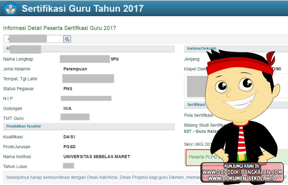 Daftar Peserta Plpg 2017 Dan Kisi Kisi Plpg 2017 Jiwa Guru