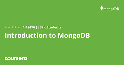 best Coursera course for MongoDB