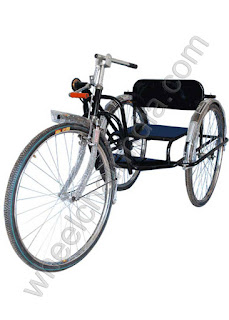 Standard Single Hand Drive Tricycle