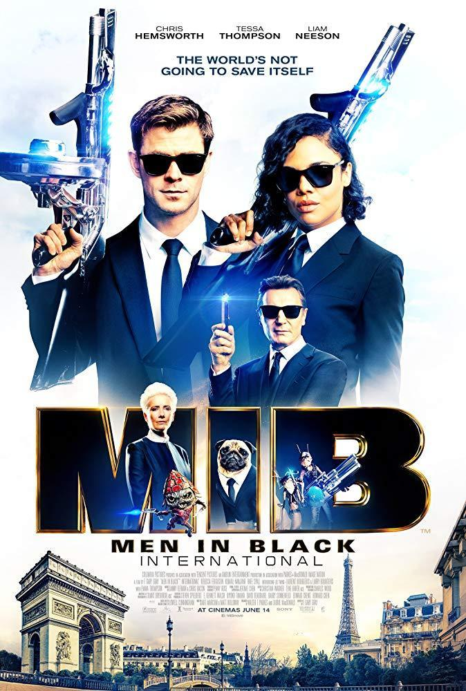 Download Men in Black International (2019) Full Movie in Hindi Dual Audio BluRay 720p [1GB]