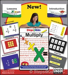 Steps4Kids to multiply