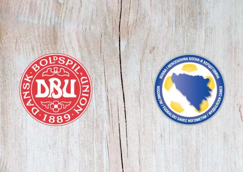 Denmark vs Bosnia-Herzegovina -Highlights 06 June 2021