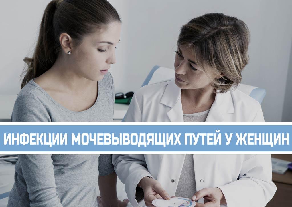 диагностика инфекций мочевыводящих путей у женщин
