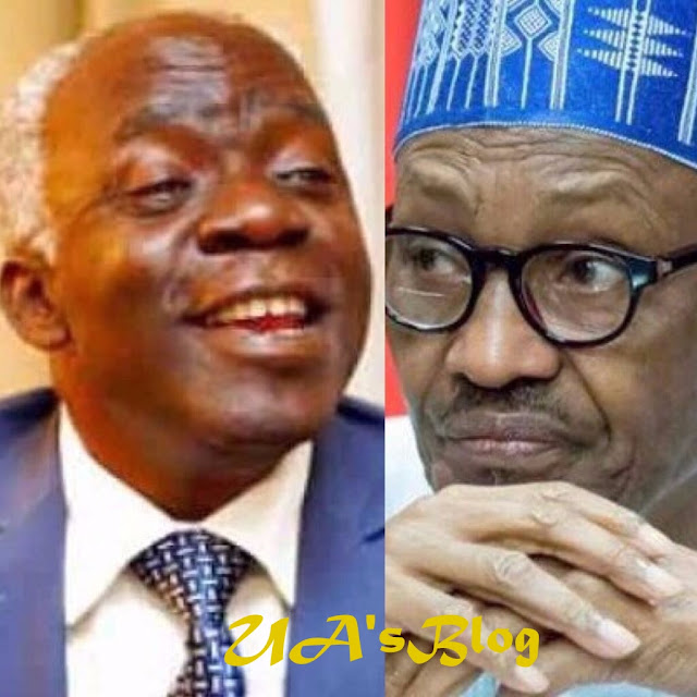 Femi Falana Set To Sue Buhari Over Refusal To Sack Service Chiefs