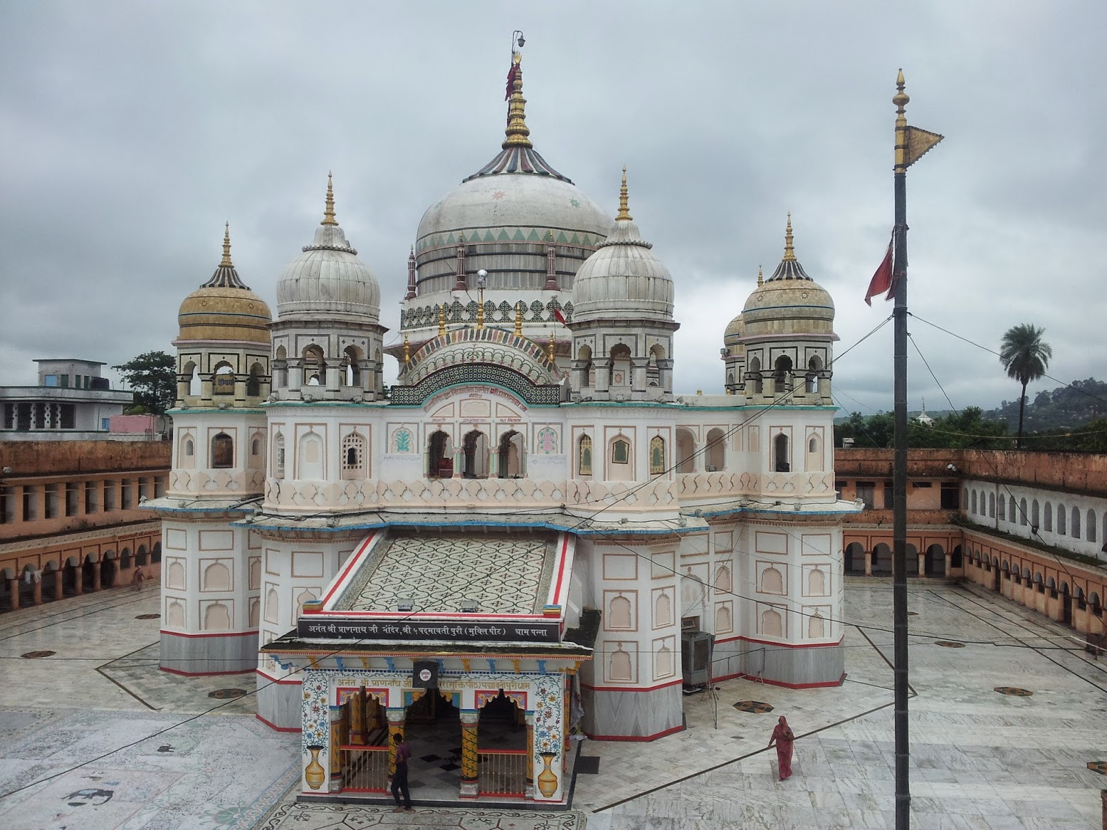 Shree 5 Padmavatipuri, Dham: Pannadham Temple's Images