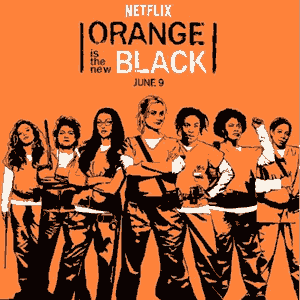 Poster da série Orange Is The New Black