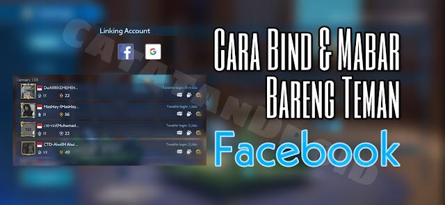 Cara Bind dan MaBar Teman FB di Game Chess Rush