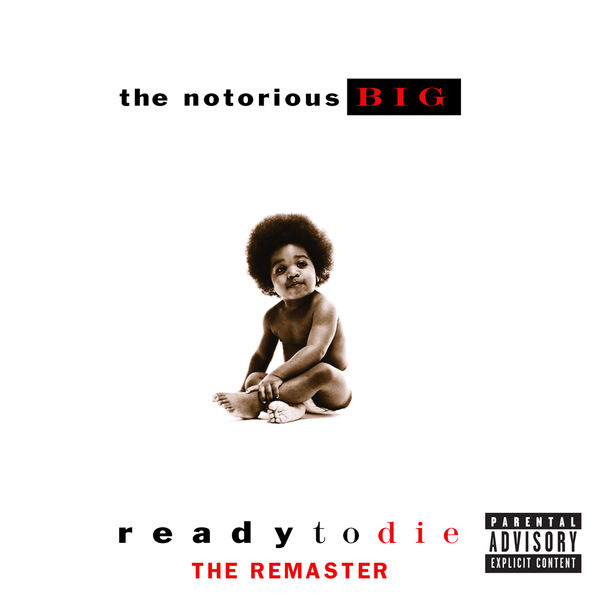 The Notorious B.I.G. - Ready to Die - The Remaster Cover
