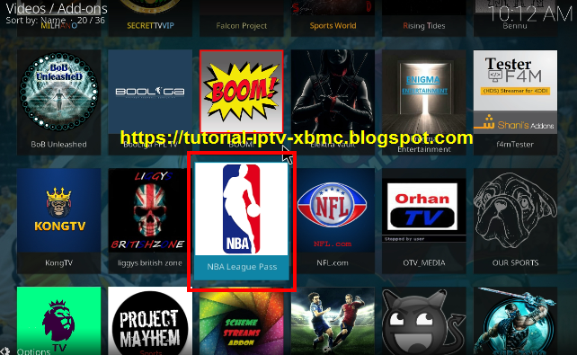 NBA League Pass Add-on For Kodi - How to Install - New ...