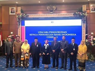 Pemkot Cirebon Berharap BI Cirebon Dongkrak LPE
